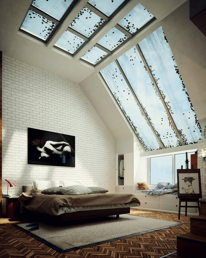 interesting-and-appealing-interior-designs-featuring-roof-windows-1